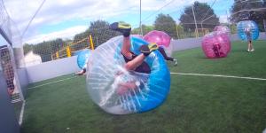 Bubble Soccer Köln