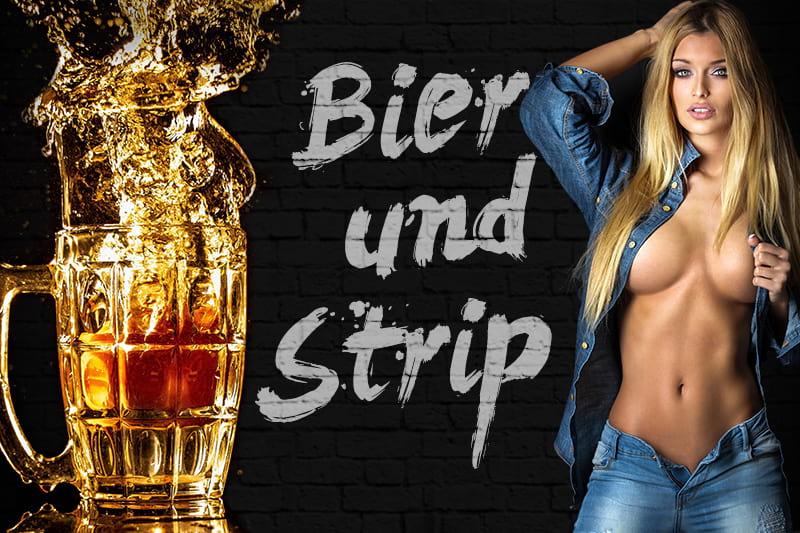 Stripperin Köln - Bier & Strip