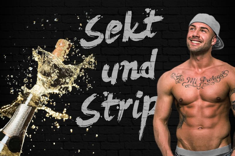 Sekt Strip Stripper Köln
